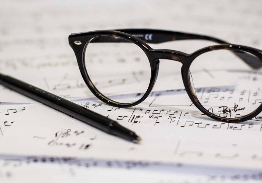 müzik teorisi dersi